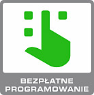 Bezpłatne programowanie systemu alarmowego PG105